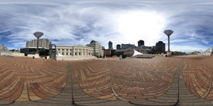Civic Square Wellington